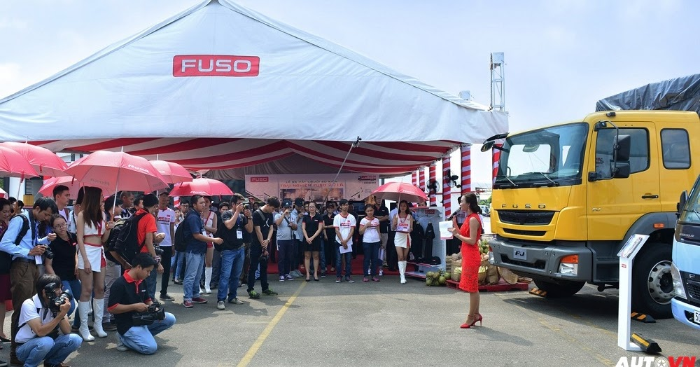 Daimler Fuso – All The Road